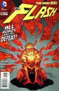 The Flash #15 (2013)