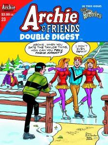 Archie & Friends Double Digest Magazine #23 (2013)