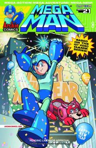 Mega Man #21 (2013)