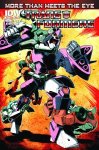 The Transformers: More Than Meets the Eye #13 (2013)