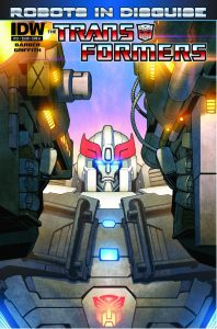 The Transformers: Robots in Disguise #13 (2013)