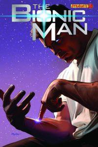 Bionic Man #18 (2013)