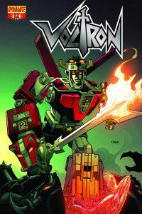 Voltron #12 (2013)