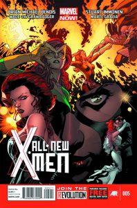All-New X-Men #5 (2013)