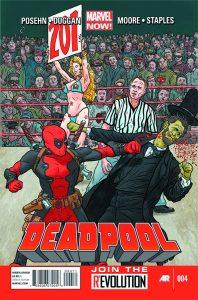Deadpool #4 (2013)