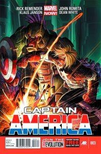 Captain America #3 (2013)