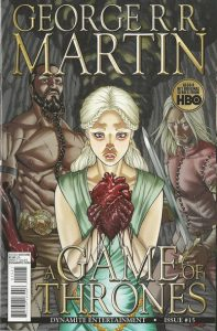 George R. R. Martin's A Game of Thrones #15 (2013)