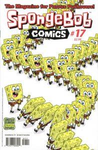SpongeBob Comics #17 (2013)