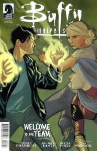 Buffy the Vampire Slayer Season 9 #18 (2013)