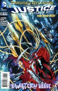 Justice League #17 (2013)