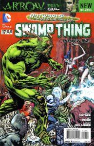 Swamp Thing #17 (2013)