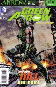 Green Arrow #17 (2013)