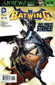 Batwing #17 (2013)