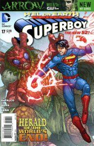 Superboy #17 (2013)