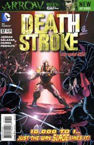 Deathstroke #17 (2013)