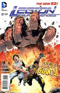 Legion of Super-Heroes #17 (2013)
