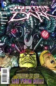 Justice League Dark #17 (2013)