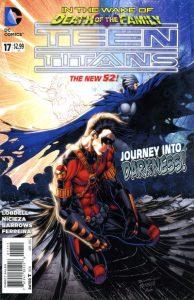 Teen Titans #17 (2013)