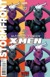 Ultimate Comics X-Men #23 (2013)