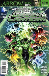 Green Lantern #17 (2013)