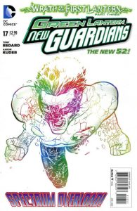 Green Lantern: New Guardians #17 (2013)