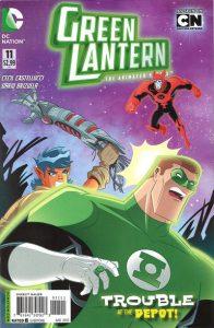 Green Lantern: The Animated Series #11 (2013)