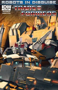 The Transformers: Robots in Disguise #14 (2013)