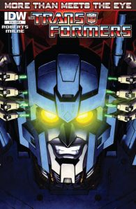 The Transformers: More Than Meets the Eye #14 (2013)