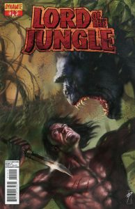 Lord of the Jungle #14 (2013)
