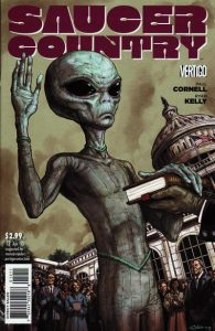 Saucer Country #12 (2013)