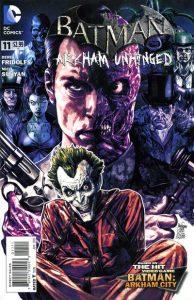 Batman: Arkham Unhinged #11 (2013)