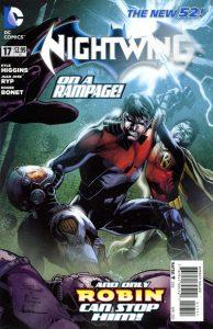Nightwing #17 (2013)