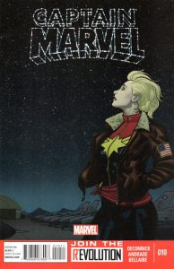 Captain Marvel #10 (2013)