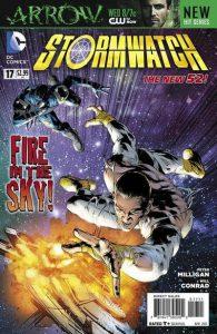 Stormwatch #17 (2013)