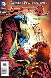 Red Lanterns #17 (2013)