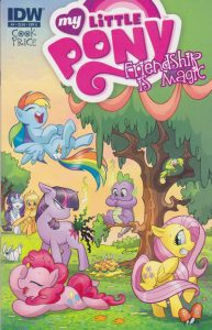 My Little Pony: Friendship Is Magic #4 (2013)