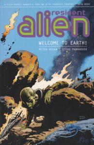 Resident Alien #1 (2013)