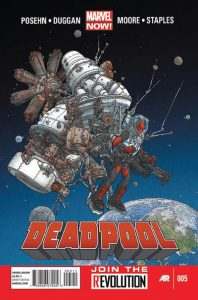 Deadpool #5 (2013)