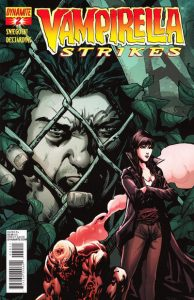 Vampirella Strikes #2 (2013)
