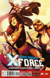 Uncanny X-Force #2 (2013)