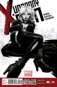 Uncanny X-Men #2 (2013)