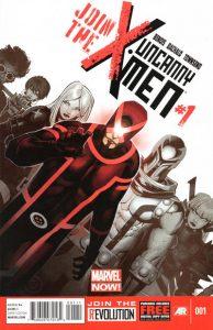 Uncanny X-Men #1 (2013)