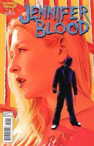 Jennifer Blood #24 (2013)