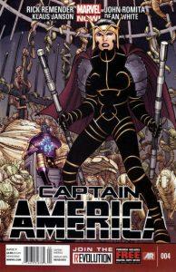 Captain America #4 (2013)