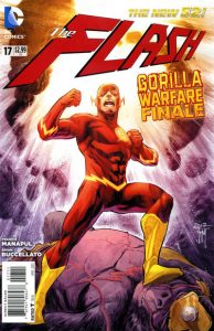 The Flash #17 (2013)