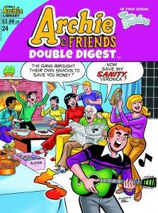 Archie & Friends Double Digest Magazine #24 (2013)