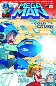 Mega Man #22 (2013)