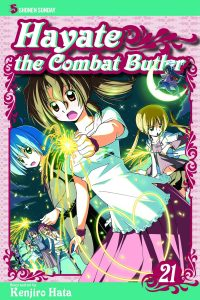 Hayate the Combat Butler #21 (2013)
