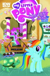 My Little Pony: Friendship Is Magic #4 (2013)