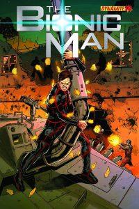 Bionic Man #19 (2013)